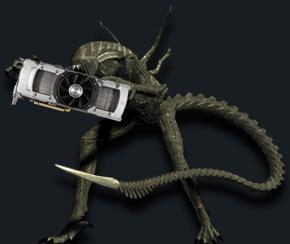 xeno hardware